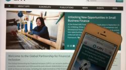 GPFI launches mobile version